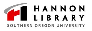 Hannon Library Logo Red