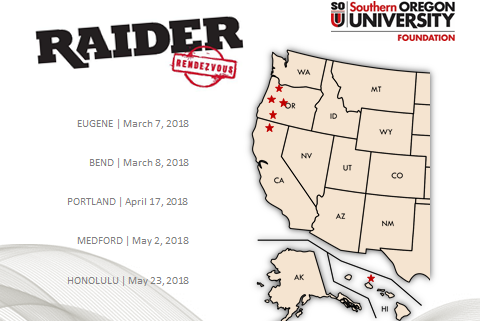Raider Rendezvous Map